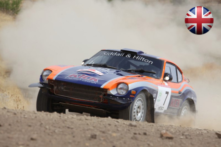La redoutable Datsun d'Andrew Siddall