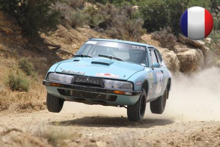 Fred Daunat, aussi fidèle au Maroc qu'à Citroën !