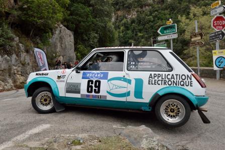La petite R5 Alpine de Joël Marchetti