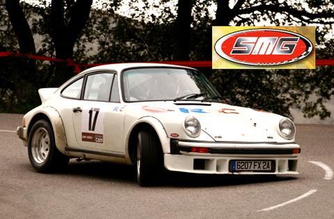 Kit de protection pour Porsche 911