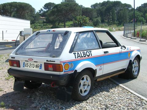 Philippe Gache ne lâche plus la Talbot Lotus