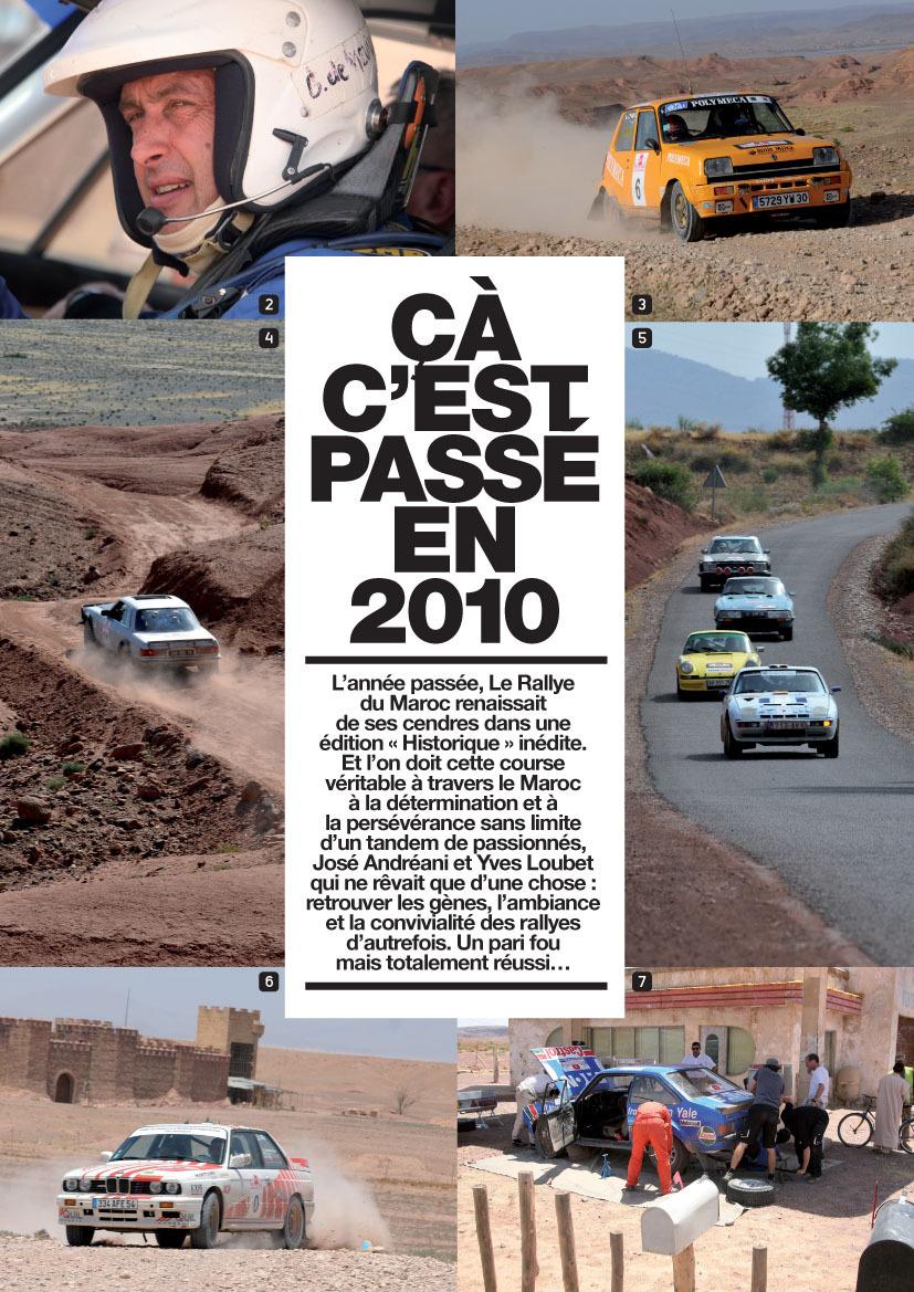 Le Mag : ça s'est passé en 2010