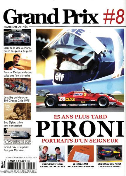 """""""La vraie vie"""" pour Grand Prix"""