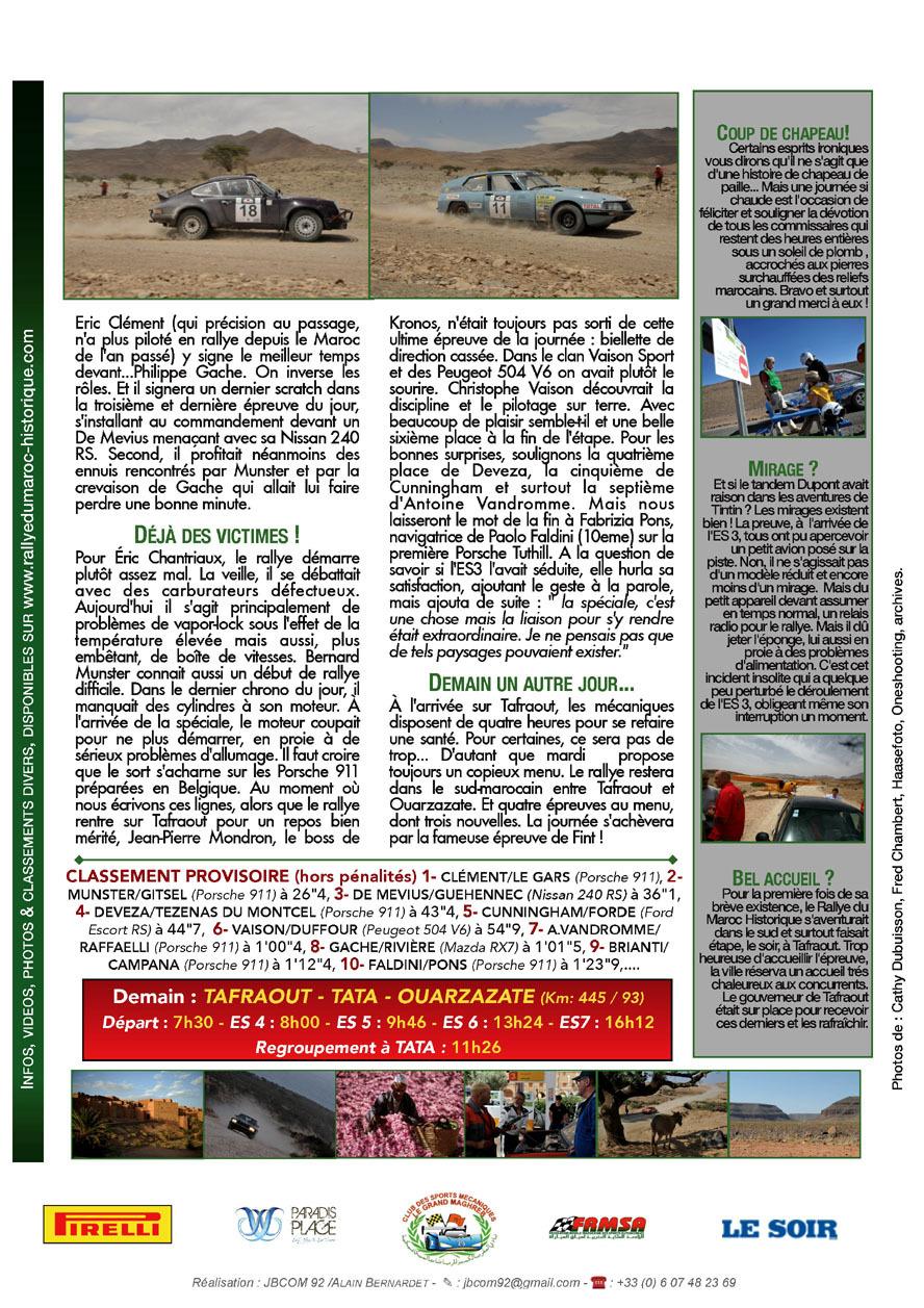 2013 Rally News - Info N°7