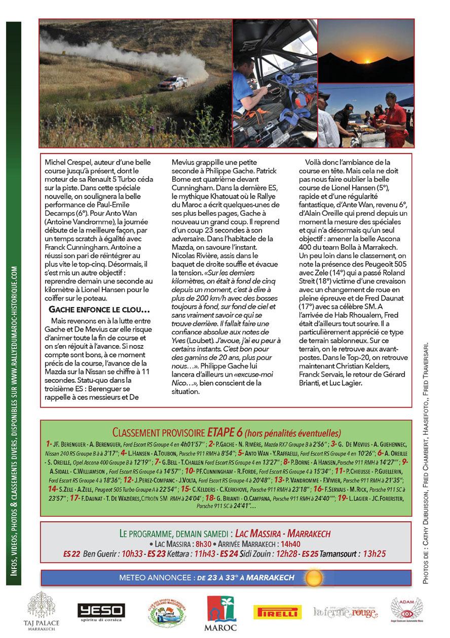 2014 Rally News - Info #13