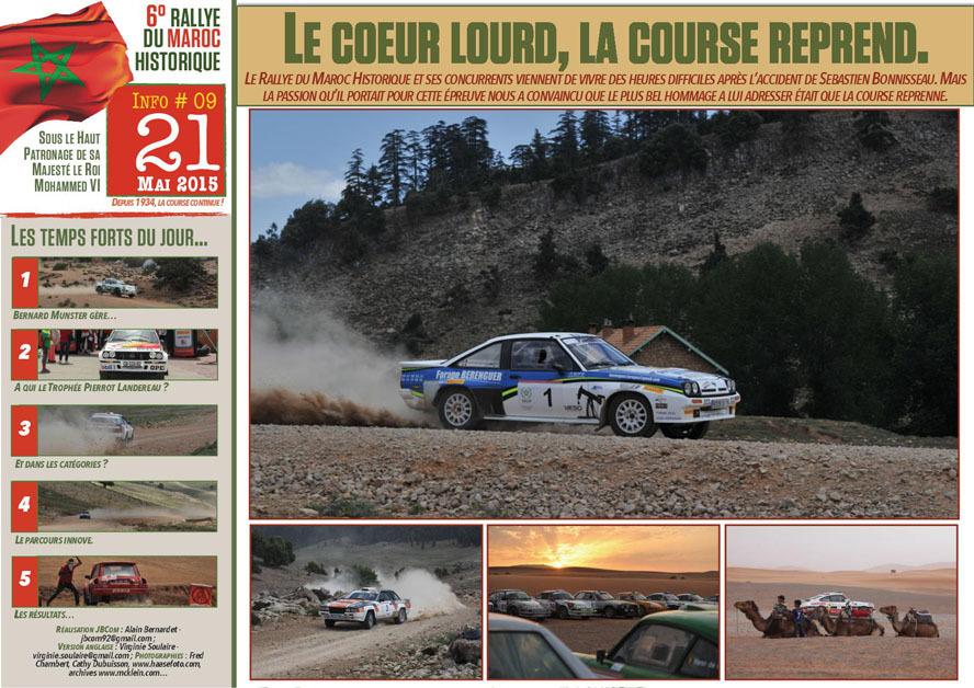 2015 Rally News #9