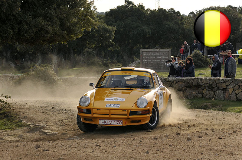 Patrick Van Heurck et Alain Lopes renforcent les rangs belges
