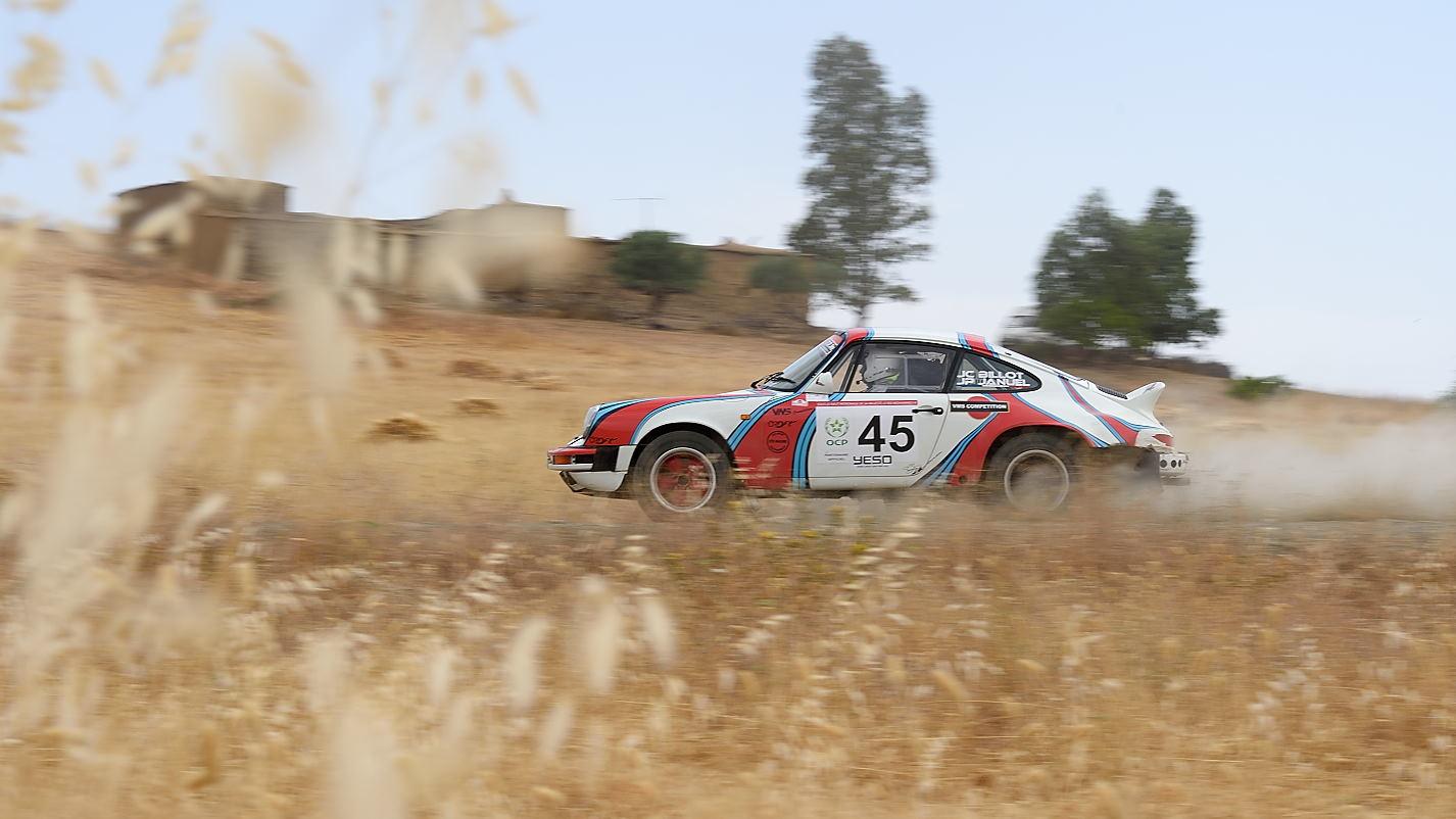 Jean-Claude Billot - Porsche 911