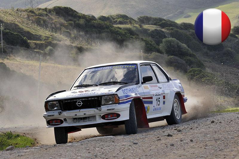 Généreux et rapide, Fred Rosati et son Ascona 400