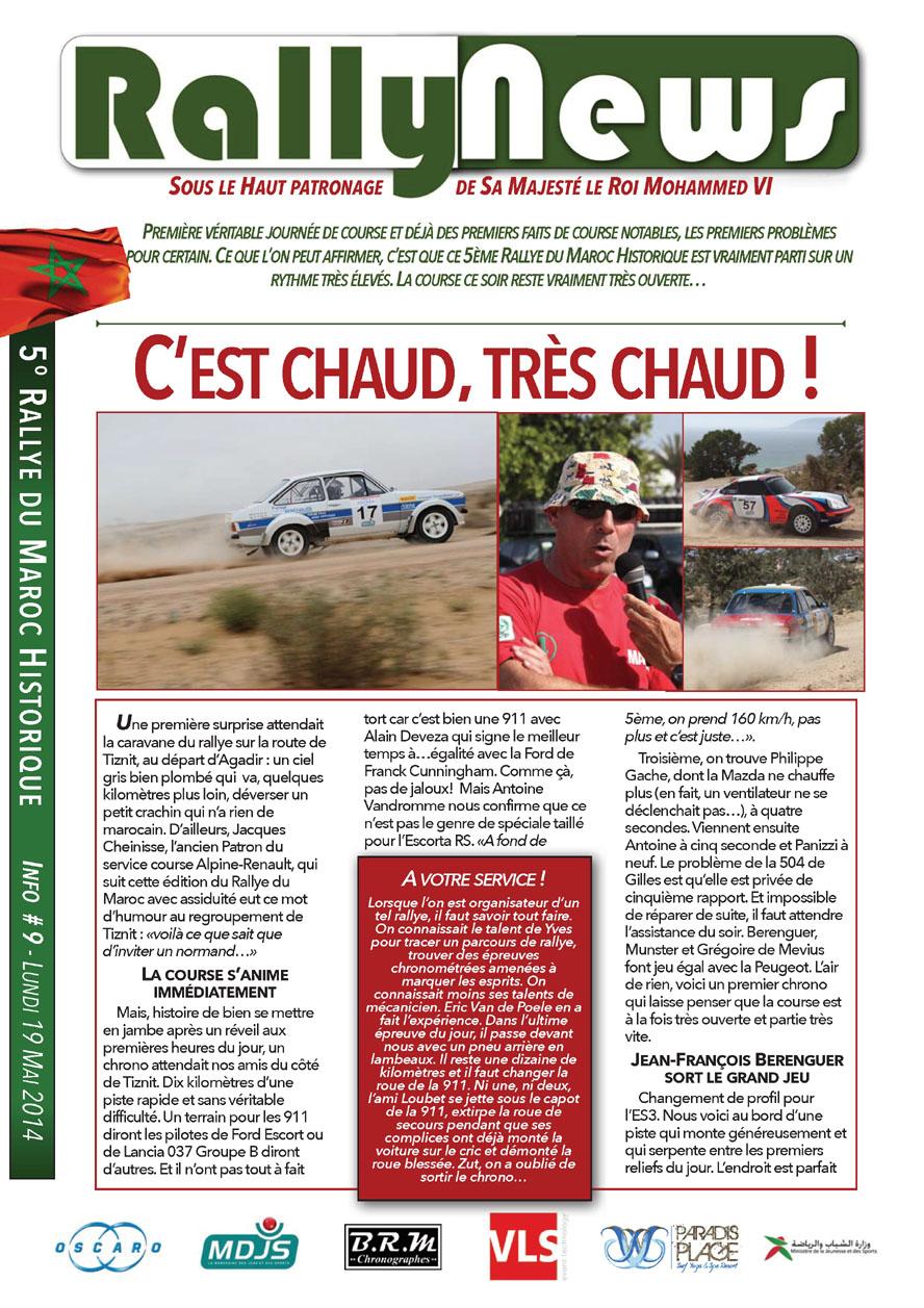 2014 Rally News - Info #9
