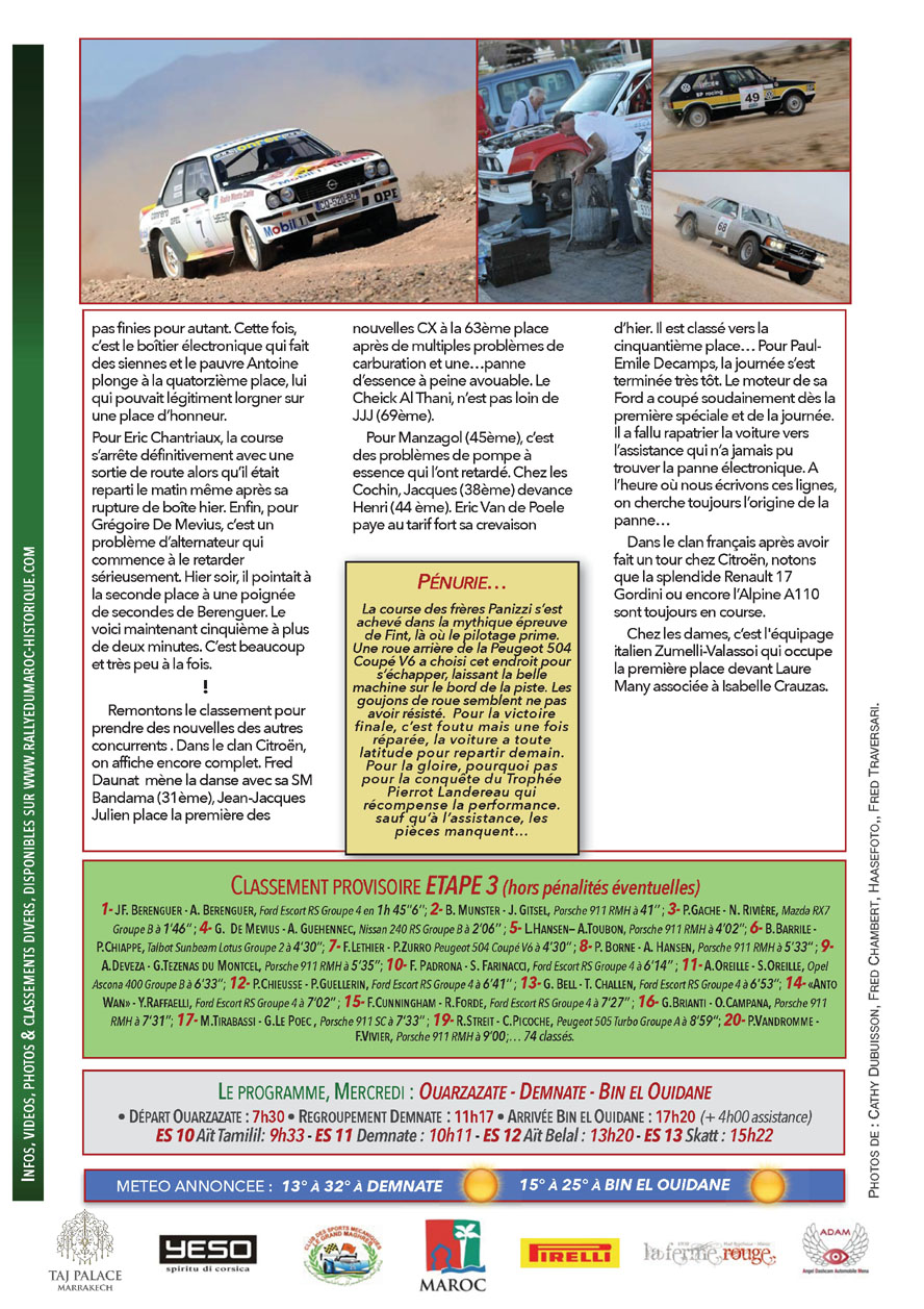 2014 Rally News - Info #10