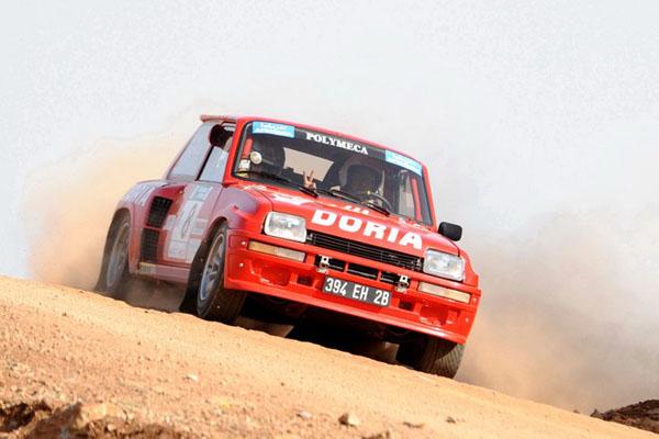 Jean-Pierre Manzagol revient à la 5 Turbo !