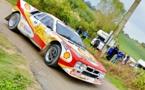 Claudio Covini et la Lancia 037