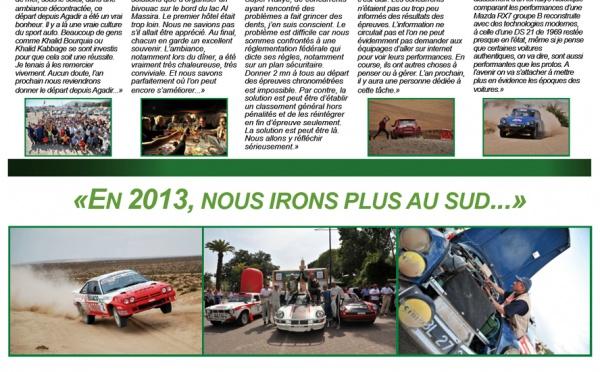 Rally News - Info N°11
