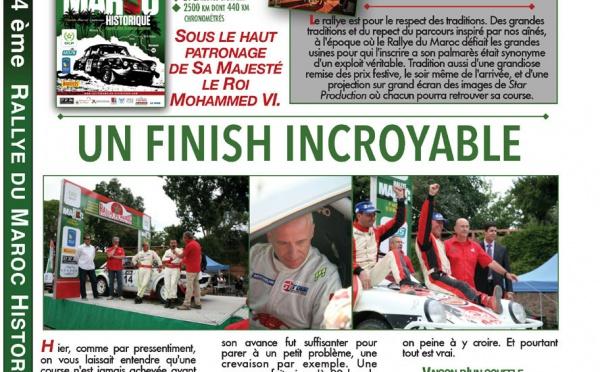 2013 Rally News - Info N°12