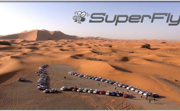 Les vues aériennes par SuperFly