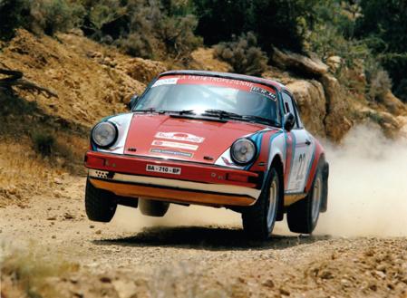 Michel Tirabassi - Porsche 911