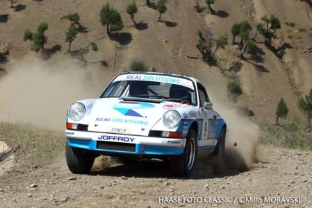 Christian Kelders et sa Porsche 911