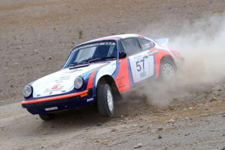 L'éclectique Fred Bouvy en Porsche 911