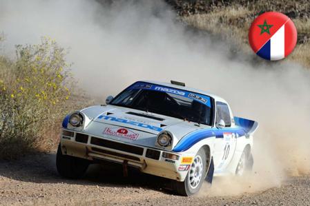 Une Mazda pour Patrick et Guillaume Borne !