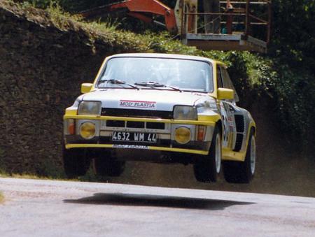 Michel Crespel et la R5 Turbo, une belle histoire… qui redémarre