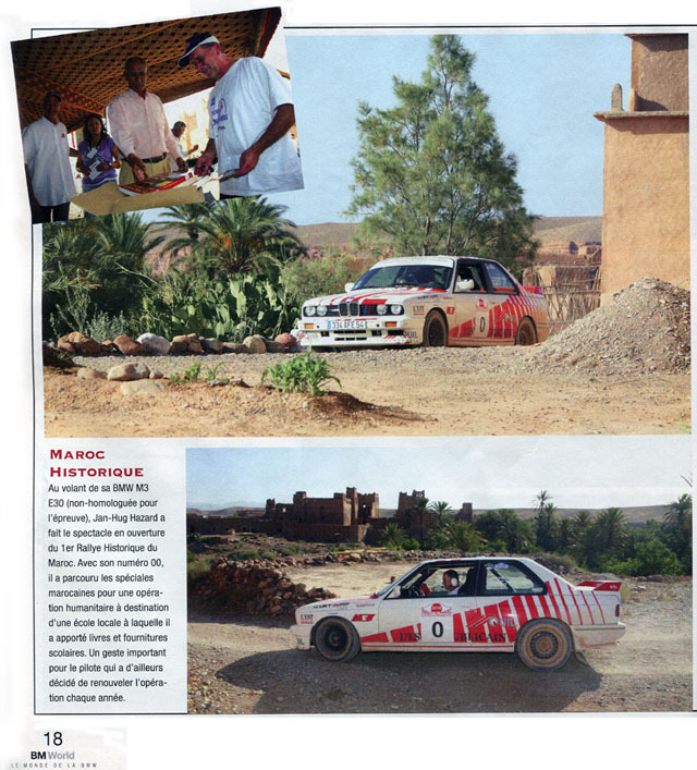 BM World a suivi ses préférées au Maroc