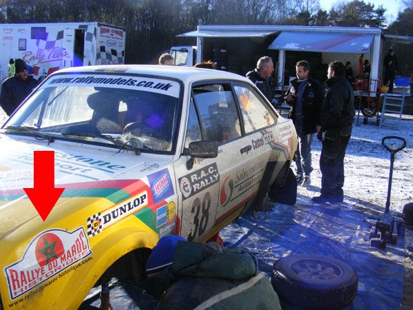 On en parle au RAC Rally...