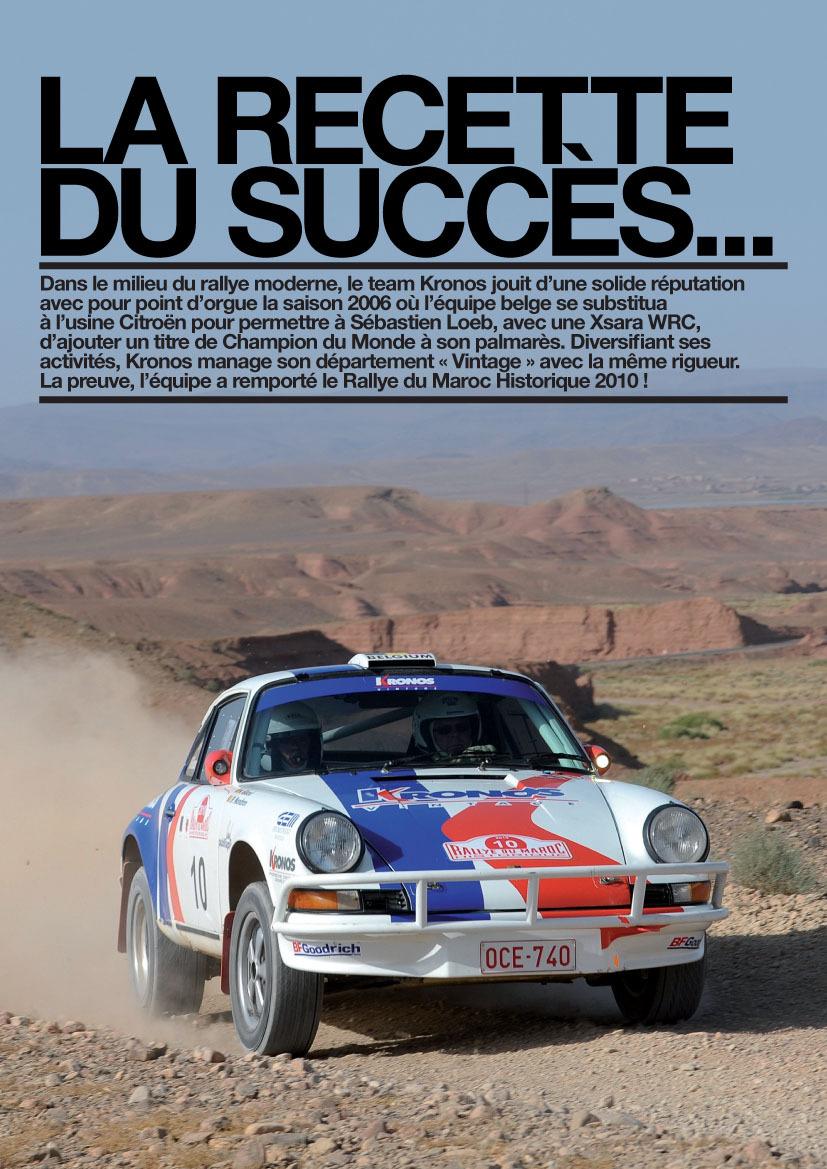Le Mag : La recette du succès