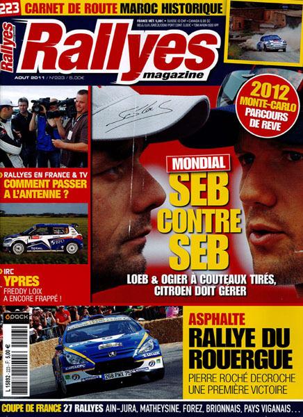 Rallyes Magazine et Mille Miles en parlent