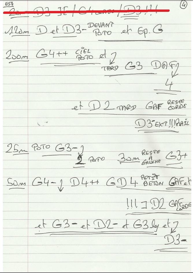 Rectificatif Notes ES7 DEMNATE