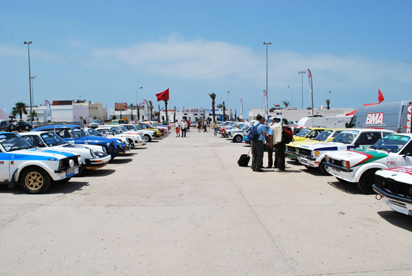 Matinée vérifications à Agadir