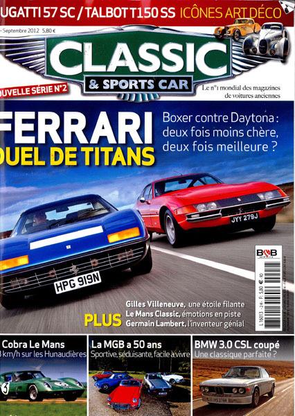 Instantané dans Classic & Sports Car