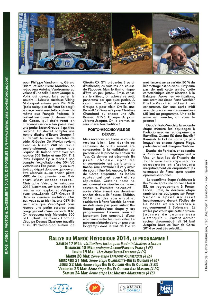 2014 Rally News - Info #2