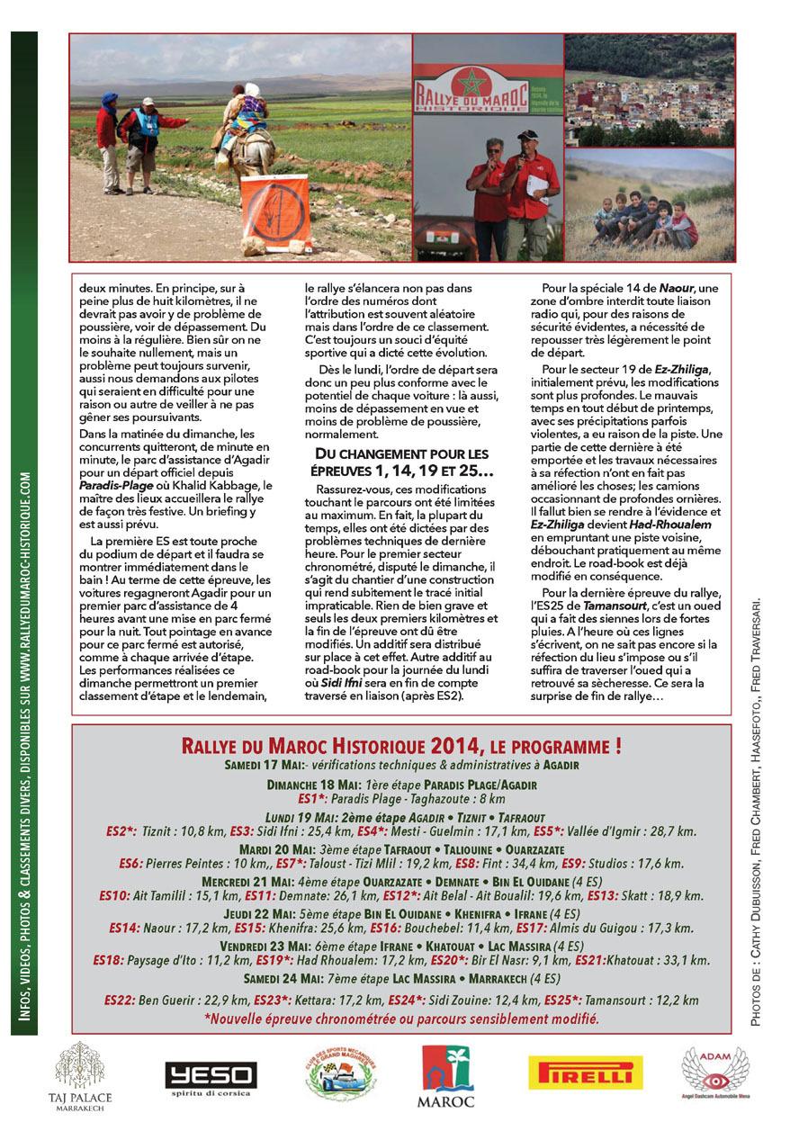 2014 Rally News - Info #6