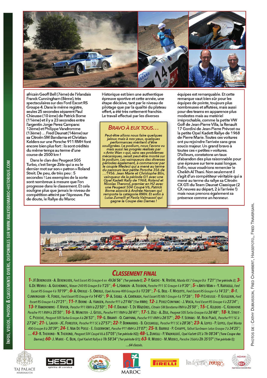 2014 Rally News - Info #15