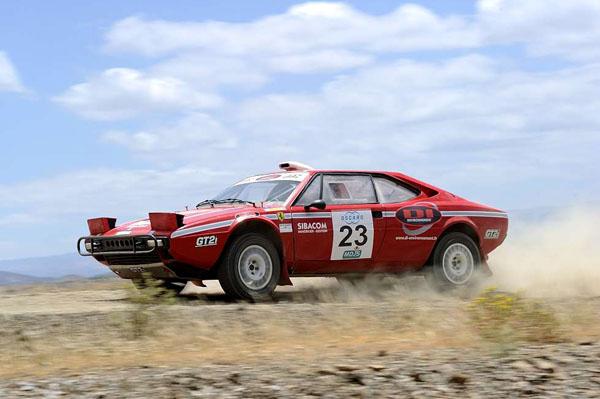 Laurent Battut - Ferrari 308 GT4