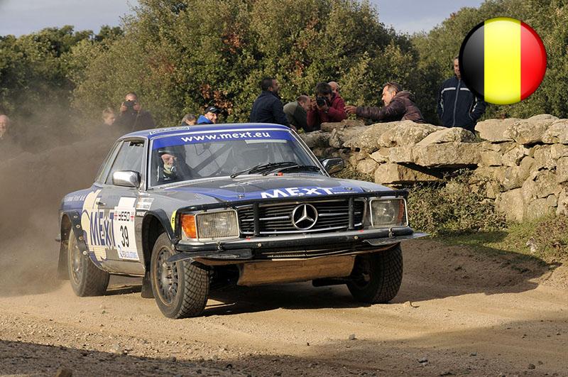 Bart Vanhaverbeke, une Mercedes sinon rien