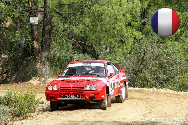 Antonio Lopez retente l'aventure en Opel