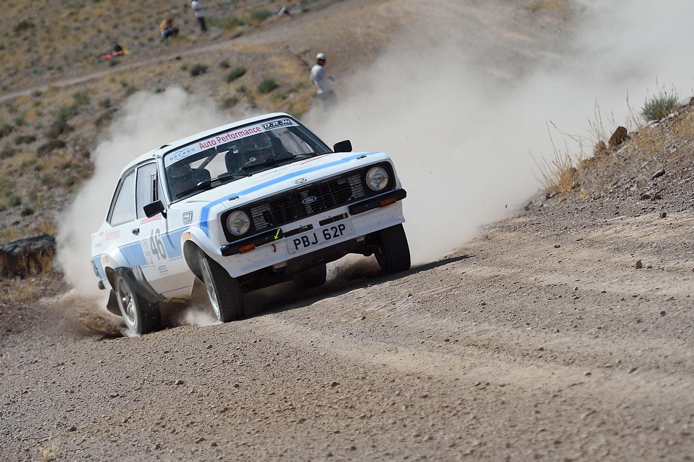 Philippe Tollemer, du Rallycross à l'historique