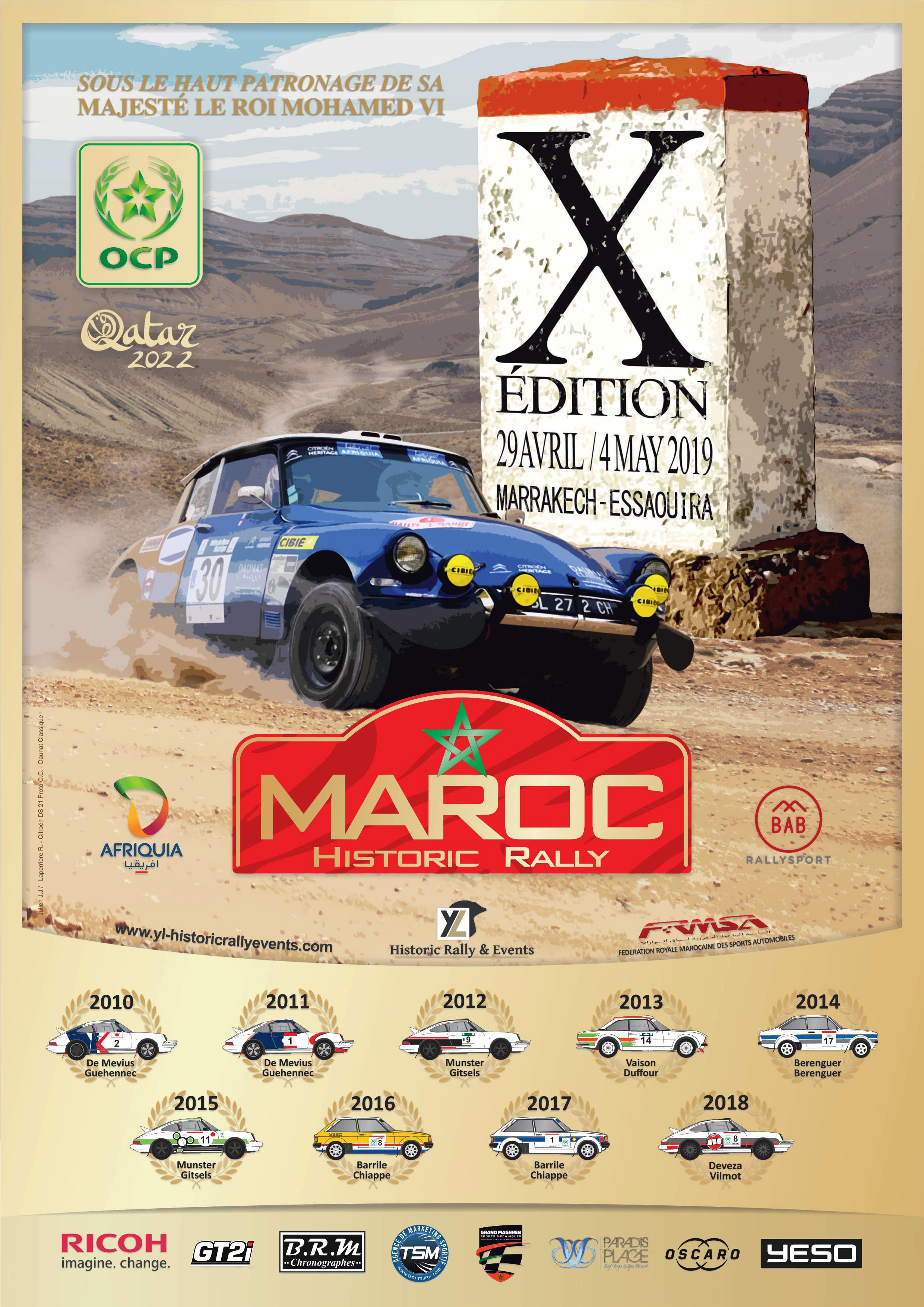 Maroc Historic Rally