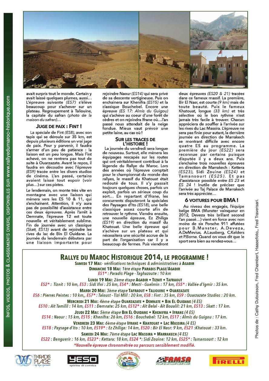 2014 Rally News - Info #4