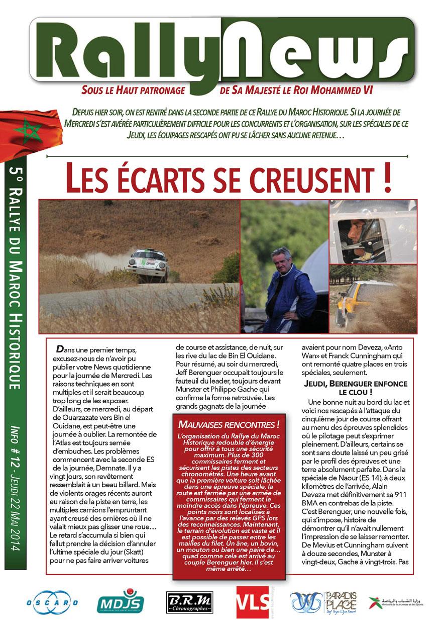2014 Rally News - Info #11-12