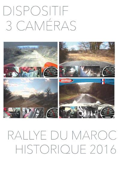 Equipez votre voiture du dispositif 3 caméras !