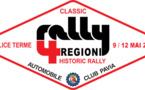 4 Regioni : le rendez-vous asphalte du 9 au 12 mai 2018 !