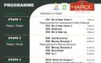 Le programme du Maroc 2018 !