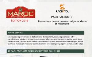 Service reconnaissances RACE4YOU
