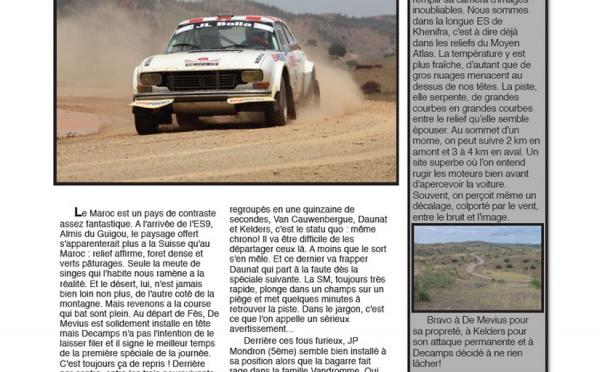 Rally News N°4 - 26 mai 2011