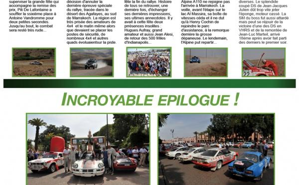 Rally News - Info N°10