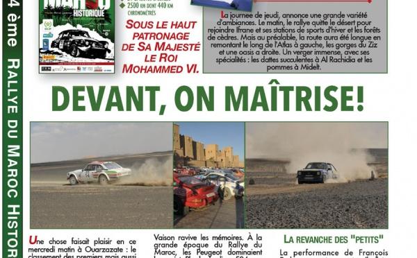2013 Rally News - Info N°9