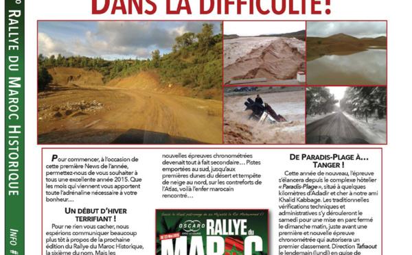 2015 Rally News - Info #1